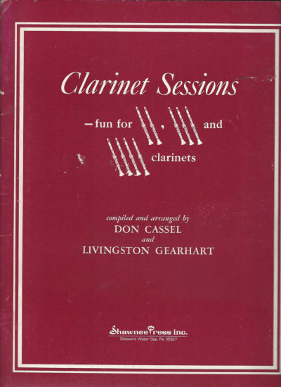 Clarinet Sessions